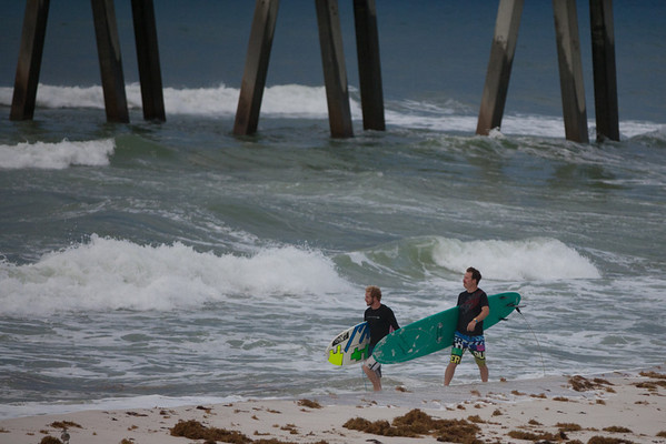 Surf 5-4-2012 Navarre Beach AM