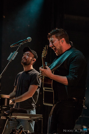 Mumford & Sons with Lord Huron | Fiddler's Green Amphitheatre | 08.15.2019