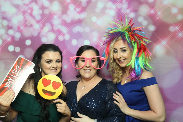 Photo Booth Hire - Lyndsay's 30th