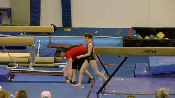 Syds gymnastic performance