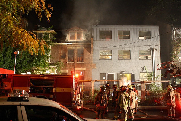 October 4, 2012 - 4th Alarm - 301A George St.