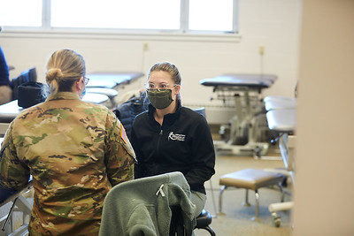 2021 UWL Physical Therapy Hanni Cowley ROTC Partnership
