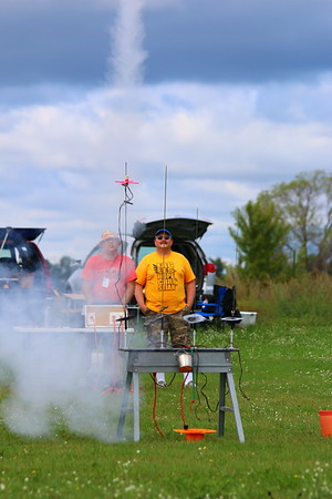 Todd's Saturn Launch - 8-30-2014