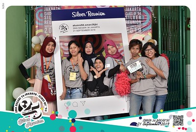 190921 | 25th Silver Reunion SMAN 36 Jakarta-Class Of '94