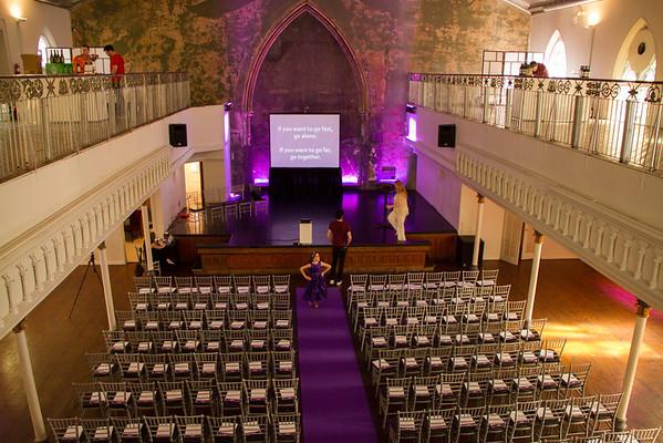 SheEO Purple Carpet Premier