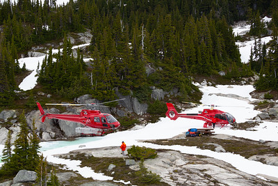 Heli Experience - June 19th