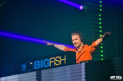 2013.2.9 - Dash Berlin at Bigfish Trance Energy