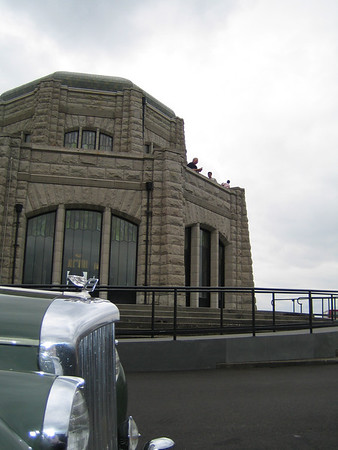 Vista House, Columbia River Valley, OR
