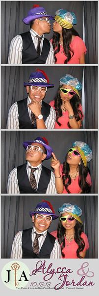 Alyssa & Jordan 10.13.13
