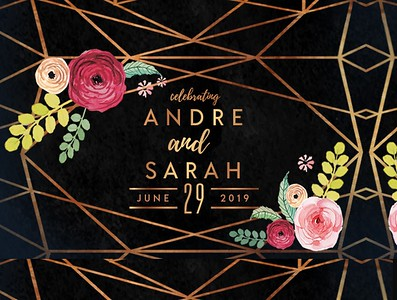 Andre & Sarah's Wedding!