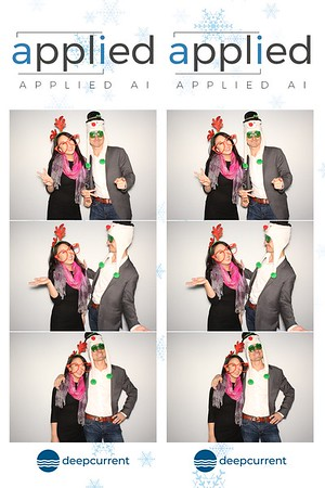 Applied AI Holiday Party