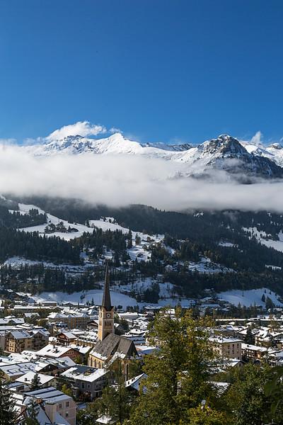 Bad Hofgastein In Winter