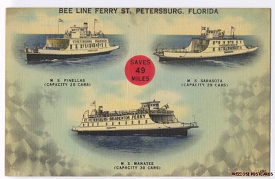 Tampa Bay Ferries