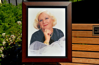 OGCS Carolyn Madray Nugent Memorial Bench Dedication 03-14-20