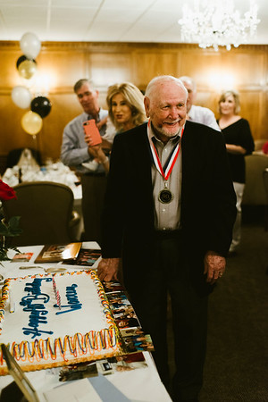 Grandpa's 90th Birthday : weekend in Lafayette