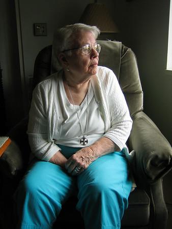 Grandma Olds & Family