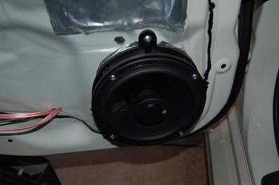 2011 Subaru Impreza WRX Rear Speaker Installation - USA