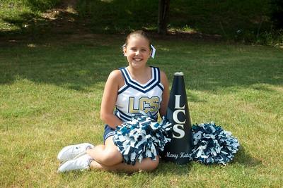 11-12 Cheerleaders