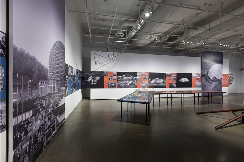 Exposition: Montréal et le rêve géodésique