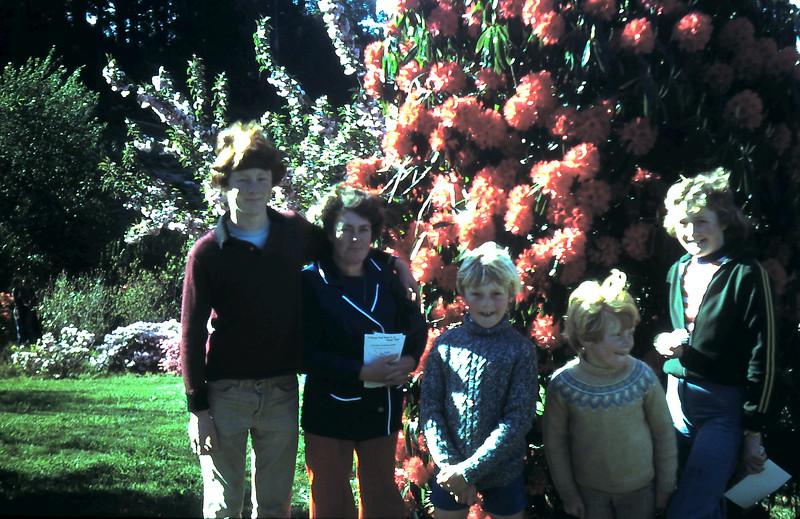 1977-10-21 (3) David 13 yrs, Mary, Andrew 8 yrs, Allen 6 yrs, Susan 12 yrs.JPG