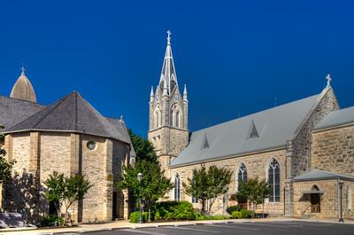 St. Mary's Catholic Church - Fredericksburg, Texas