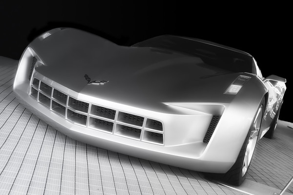 50th Anniversary Corvette Concept by GM Performance