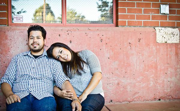 Monica + Aaron