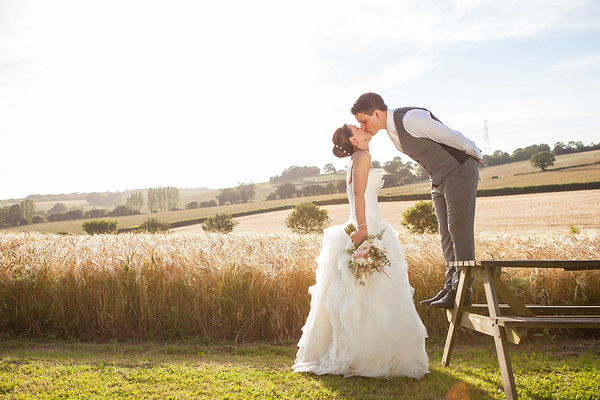 Tania & James' Wedding Video Slideshow