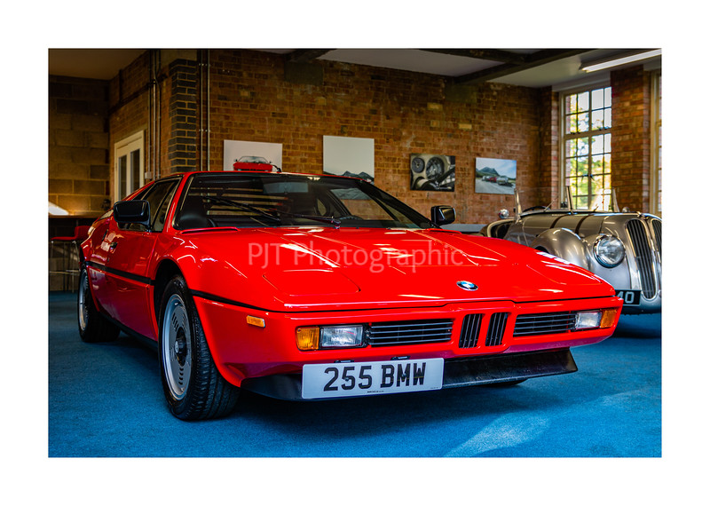 BMW M1 and 328