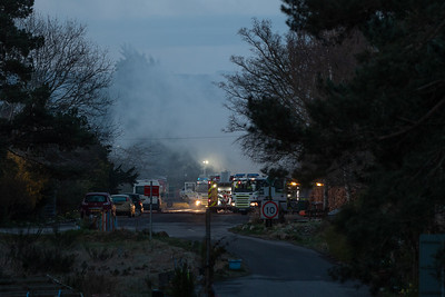 Park fire