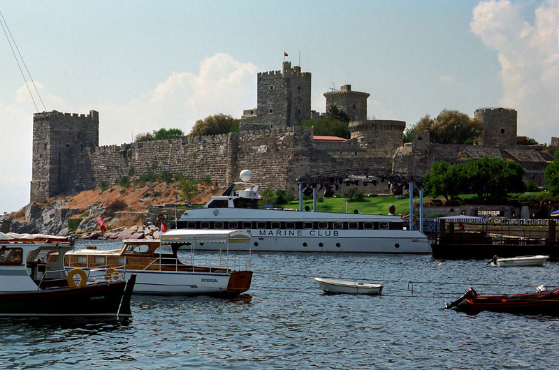 St. Peter's Castle - Bodrum, Turkey