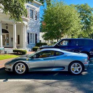 Pinehurst Cars & Coffee