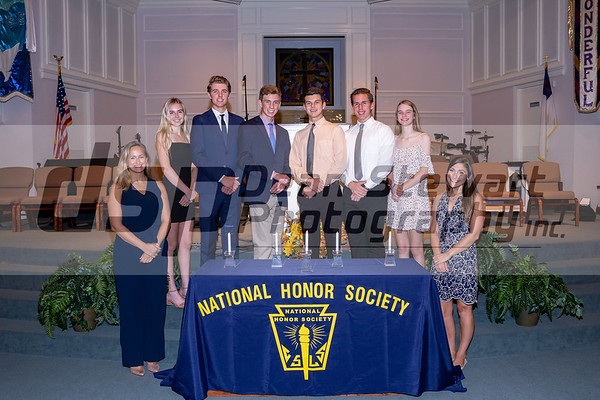10-11-18 Boone NHS Induction