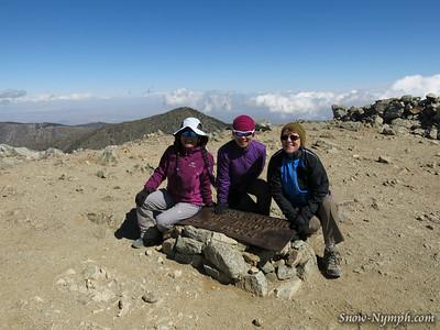 2014 (Sept 27) Mt Baldy (10,064)