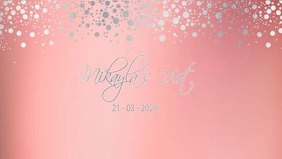 21.03 Mikayla's 21st