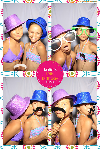 Katie's 13th Birthday (Stand Up Photo Booth)