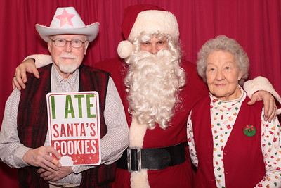 Creekside Holiday Celebration 2014