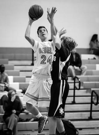 SBHS Basketball 2015-2016