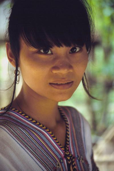 Roum Mit, White Karen, Thailand 1989