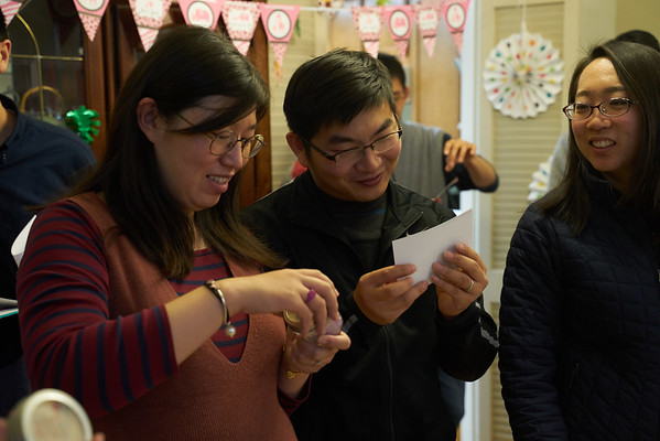 2018/12/23 Lei & Ying Baby shower