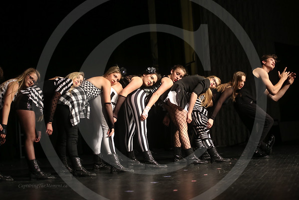 """Freaks"" performed by Senior Hip Hop."