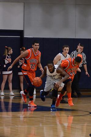OE boys Soph. basketball Vs Romeoville 2013