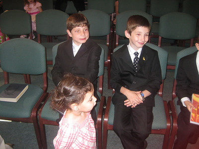 Adan's First Communion