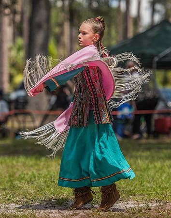 Bushnell, Florida - 2016 Dade Battlefield PowWow