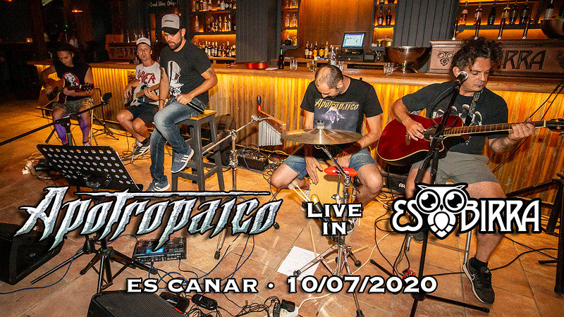 APOTROPAICO · ESBIRRA · 10/07/2020