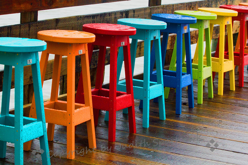 Rainbow of Stools