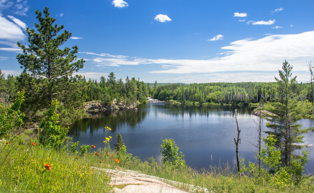 Summer on the Gunflint