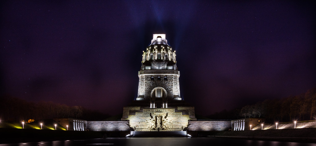 Völkerschlachtdenkmal, Leipzig, Germany