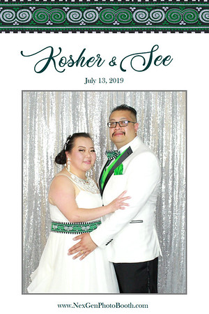 Kosher & See's Wedding 7/13/19