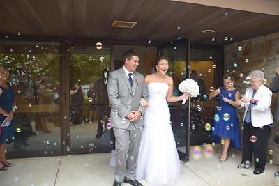 Brian & Alyssa Christman 10/3/15
